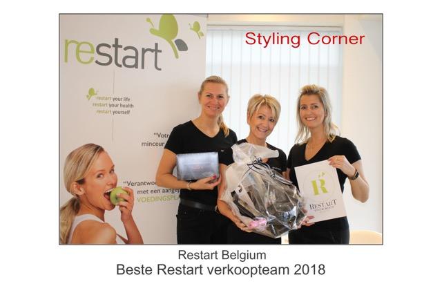 Beste verkoper Restart 2018